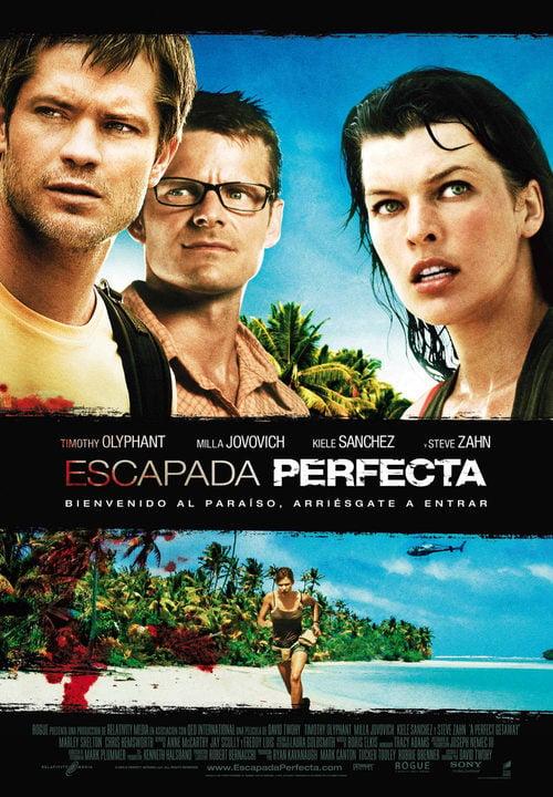 Escapada Perfecta 2009 Pelicula Ecartelera