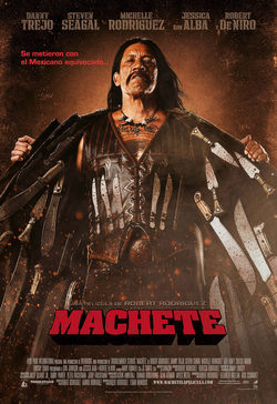 Cartel de Machete