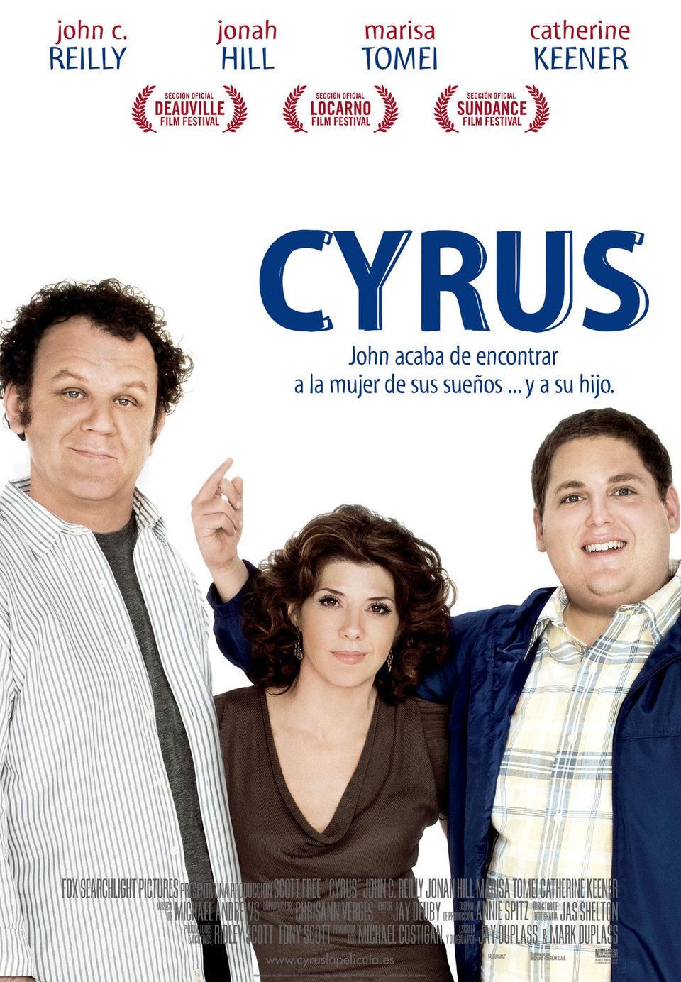 Cartel Europa de 'Cyrus'