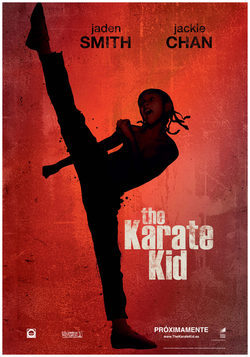 Cartel de The Karate Kid