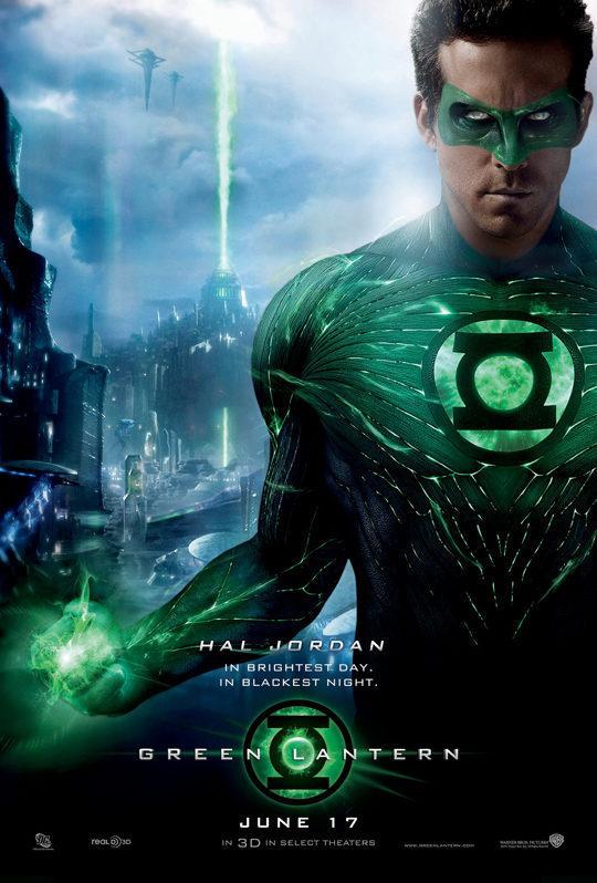Cartel Cartel de 'Linterna Verde' de 'Green Lantern (Linterna Verde)'