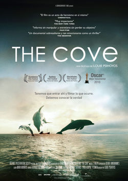 Cartel de The Cove