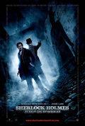 Cartel Sherlock Holmes 2: Juego de sombras