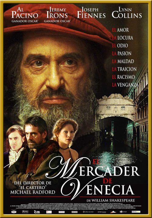 Image result for El Mercader De Venecia [2004]