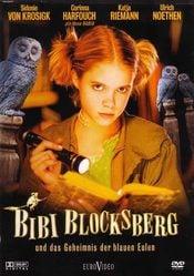 Bibi, la pequeña bruja y el secreto de los búhos azules