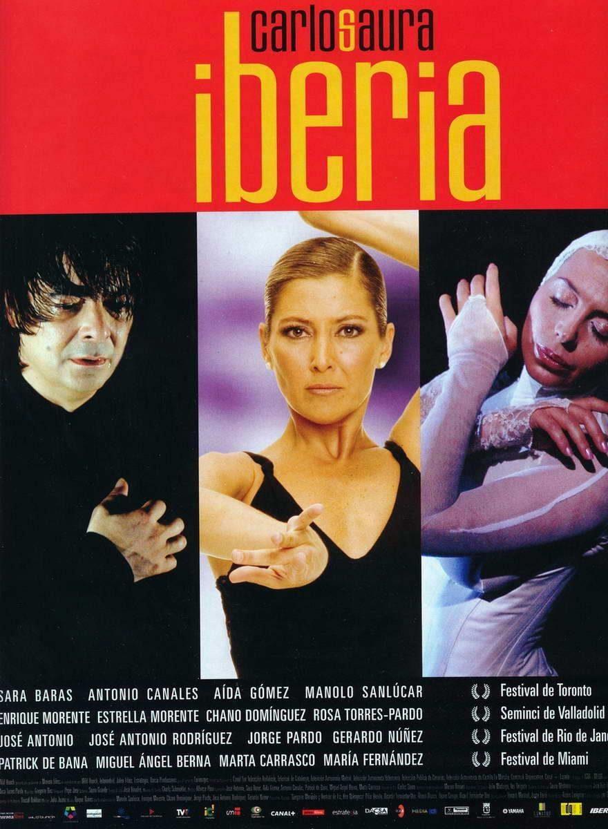 Cartel España de 'Iberia'