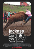 Cartel Jackass 3D