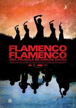 Cartel de Flamenco, flamenco
