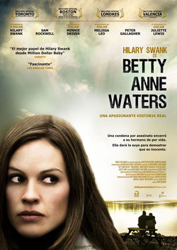 Cartel de Betty Anne Waters