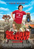 Cartel Los viajes de Gulliver