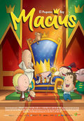 Cartel El pequeño rey Macius