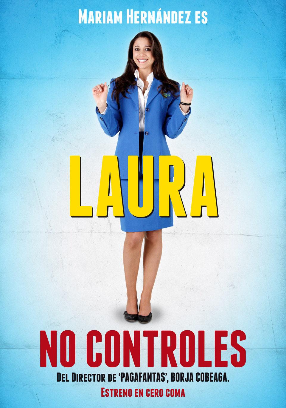 Cartel Cartel de personaje de 'No controles'