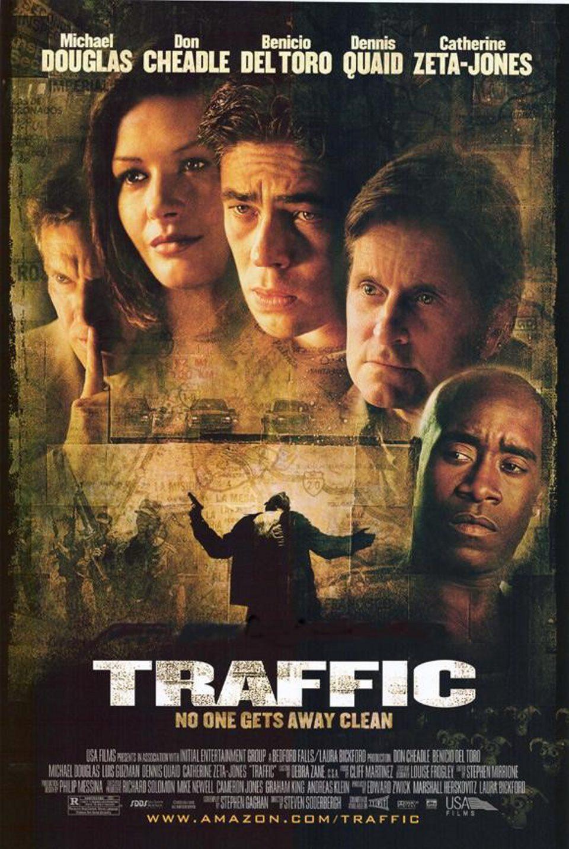 Cartel Traffic de 'Traffic'