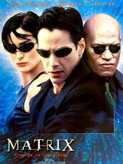 Cartel de Matrix