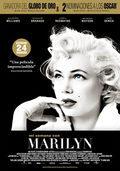 Cartel Mi semana con Marilyn