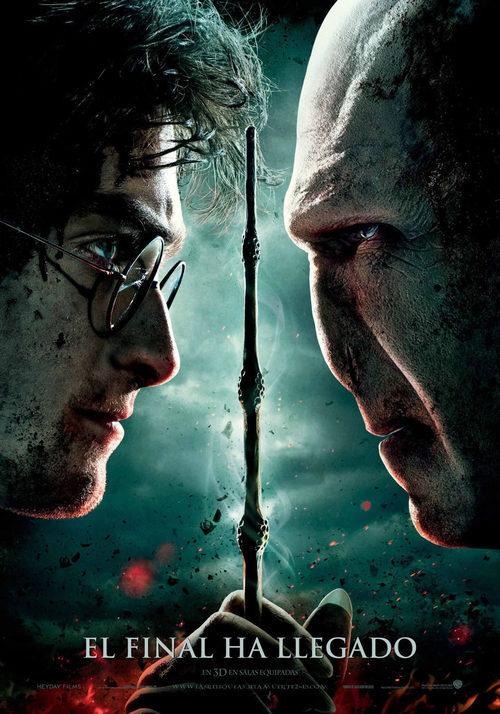 Harry Potter Y Las Reliquias De La Muerte Parte 2 2011 Pelicula Ecartelera