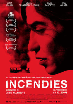Cartel de Incendies
