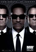 Cartel de Men in Black 3