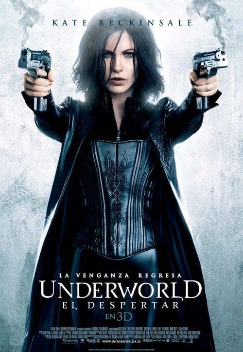 Underworld El Despertar 2012 Pelicula Ecartelera