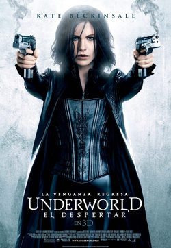 Cartel de Underworld: El despertar