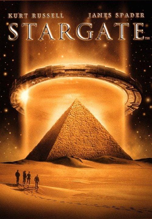 Stargate Puerta A Las Estrellas 1994 Película Ecartelera
