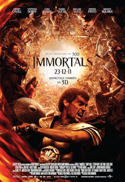 Cartel de Immortals