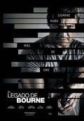 Cartel El legado de Bourne