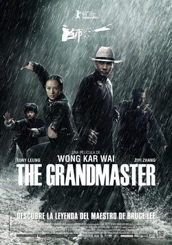 Cartel de The Grandmaster