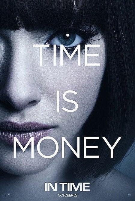 Cartel Amanda Seyfried de 'In Time'