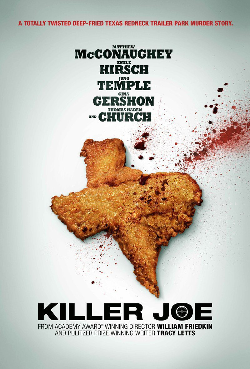 Cartel Estados Unidos de 'Killer Joe'