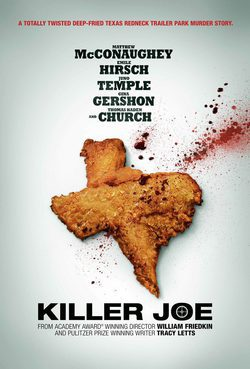 Cartel de Killer Joe