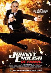 Johnny English Returns