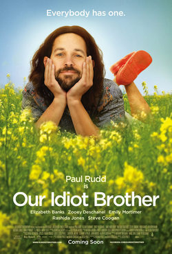 Cartel de Our Idiot Brother