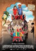 Cartel Kika Superbruja: El viaje a Mandolán