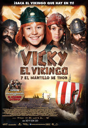 Vicky el vikingo y el martillo de Thor