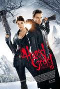 Cartel Hansel y Gretel: Cazadores de brujas