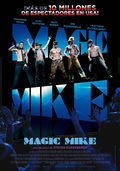 Cartel de Magic Mike