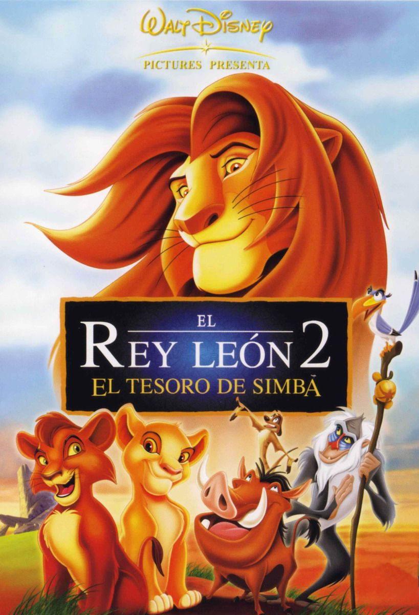 Resultado de imagen de el rey leon 2