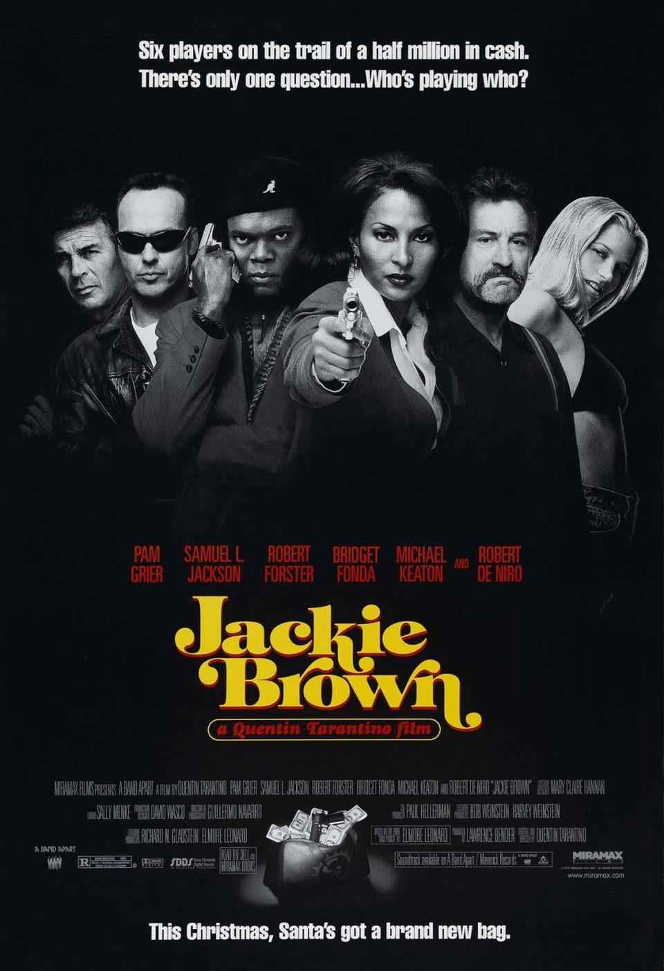 Cartel Estados Unidos de 'Jackie Brown'