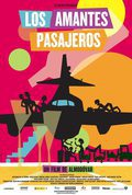 Cartel Los amantes pasajeros