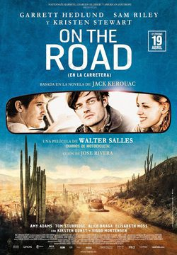 Cartel de On the Road (En la carretera)