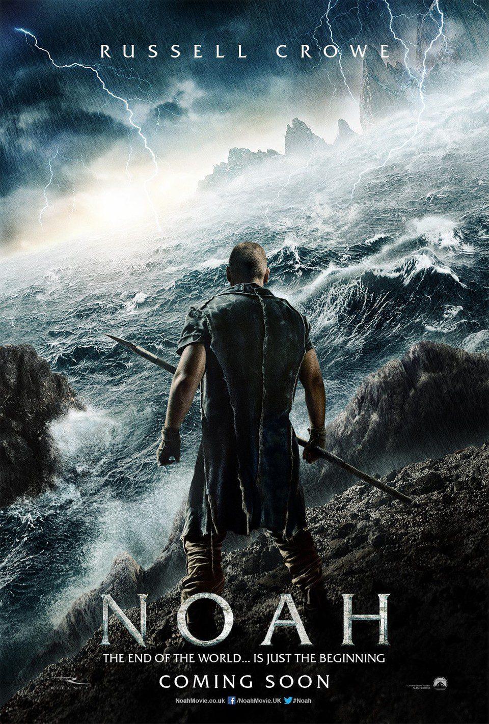 Cartel EEUU de 'Noé'