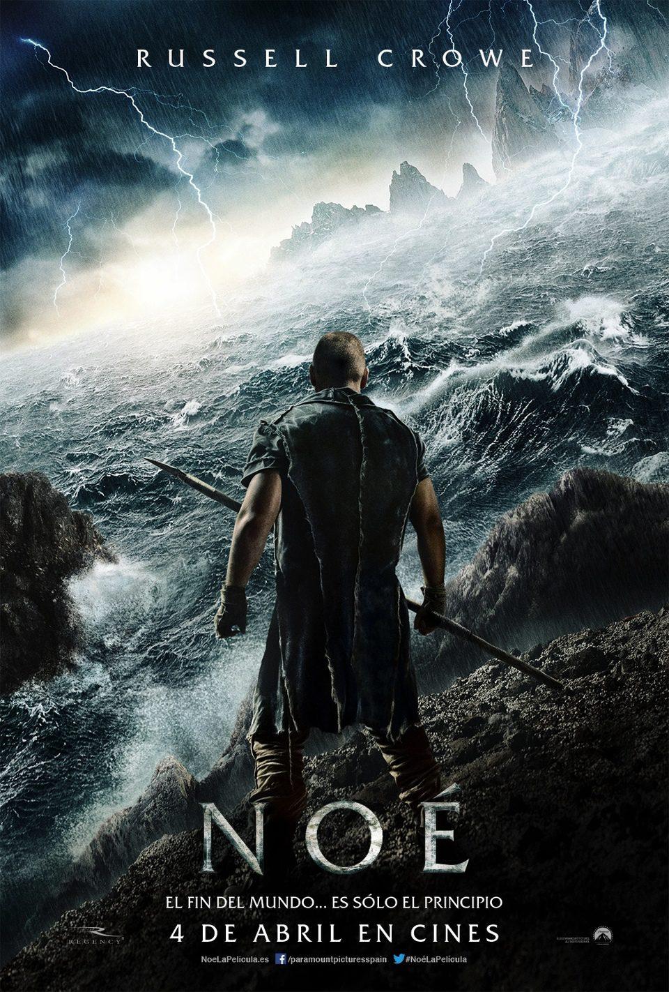 Cartel España de 'Noé'