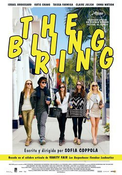 Cartel de The Bling Ring