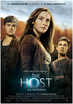 Cartel de The Host (La huésped)
