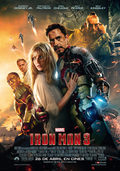 Cartel Iron Man 3