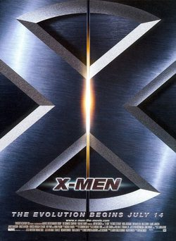 Cartel de X-Men