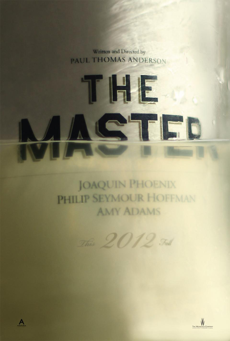 Cartel Teaser EEUU de 'The Master'