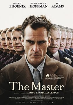 Cartel de The Master