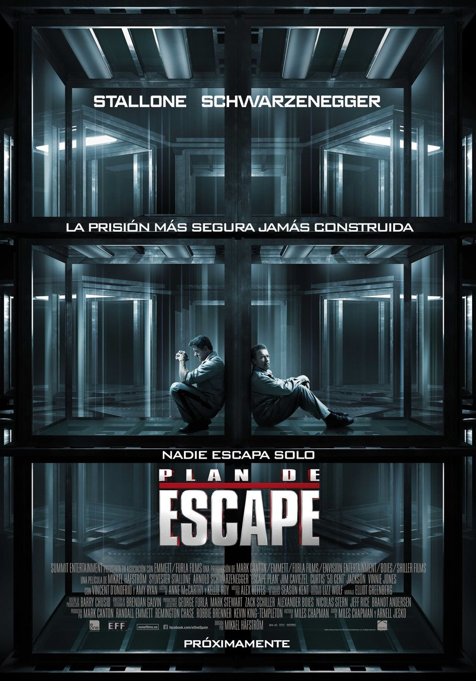 plan de escape, the tomb, película